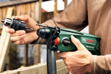 Bosch PBH 2500 SRE test