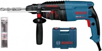 Bosch Professional GBH 2-26 set