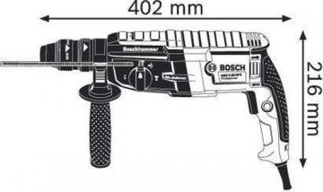 Bosch Professional GBH 2-28 F specs