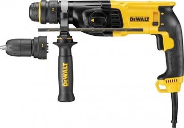 Dewalt combi hamer D25134K review