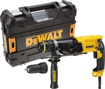 Dewalt combi hamer D25134K test