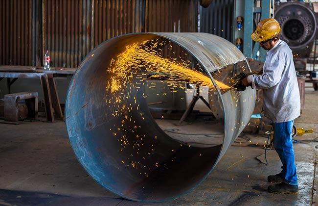 welk gereedschap metaal slijpen